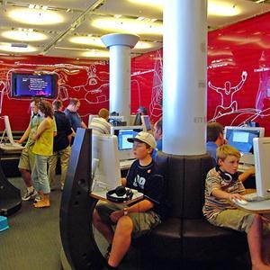 Интернет-кафе Чкаловска