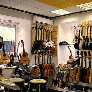 Музыкальные магазины Чкаловска