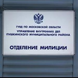 Отделения полиции Чкаловска